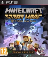 GRA MINECRAFT STORY MODE PS3 ENG