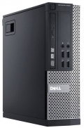 DELL 9020 SFF I7-4770 3.4 / 8192 MB DDR3 / 250 GB / DVD-RW WIN 7 PRO COA