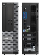 DELL 3020 SFF I3-4130 3.4 / 4096 MB DDR3 / 500 GB / DVD-RW WIN 8 PRO COA
