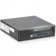HP 800 G1 ELITEDESK USDT I5-4570S 2.9 / 8192 MB DDR3 / 320 GB / DVD-RW WIN 7 PRO COA