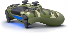 Sony Dualshock 4 Green Camo V2 (PS4)