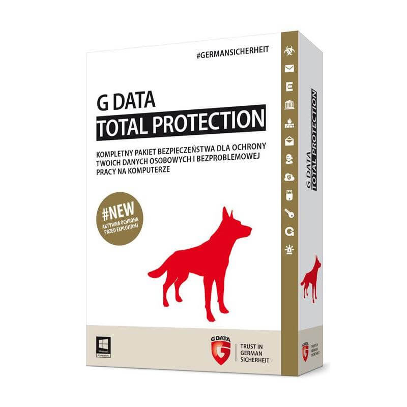 G DATA TOTAL PROTECTION OEM-1 ROK