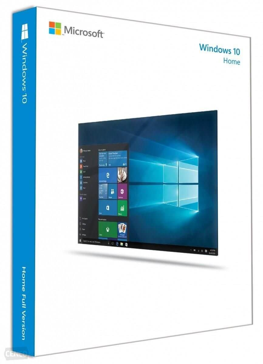 SYSTEM WINDOWS 10 HOME REFURBISHED PL