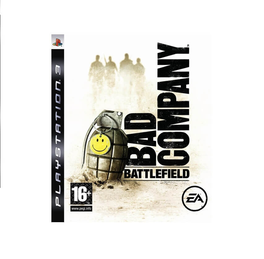 GRA BATTLEFIELD BAD COMPANY PS3 ENG