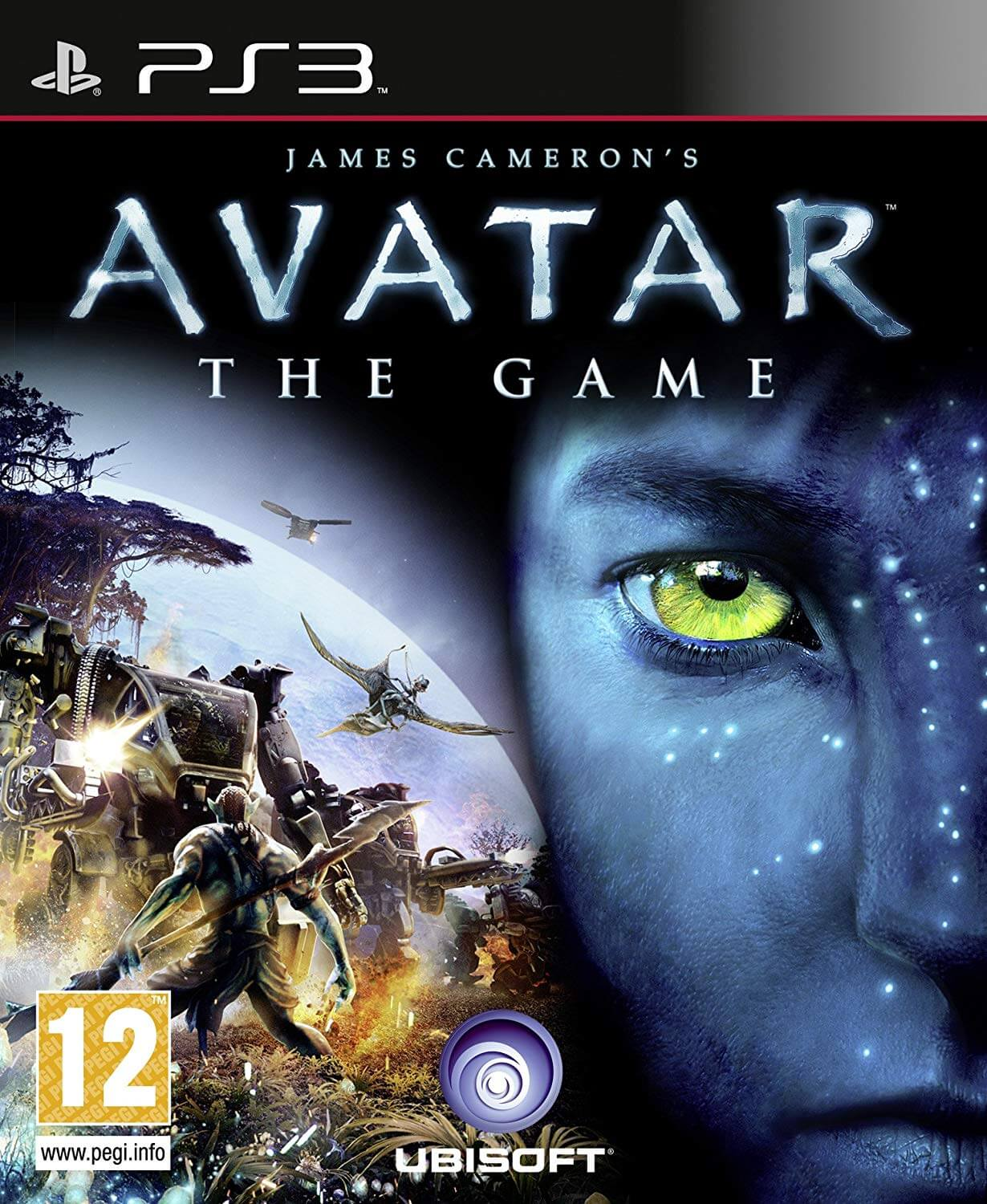 GRA JAMES CAMERON'S AVATAR: THE GAME PS3 ENG