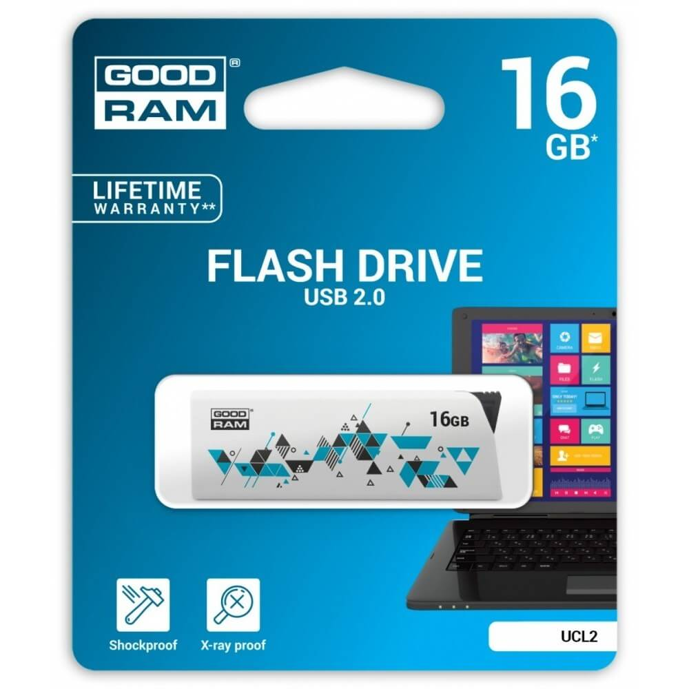 PENDRIVE GOODRAM UCL2 USB 2.0 16GB NOWY