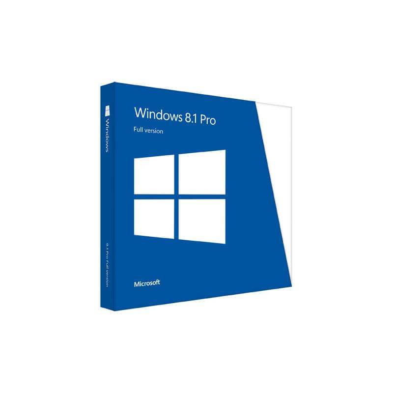 SYSTEM WINDOWS 8.1 PROFESSIONAL REFURBISHED PL EDU