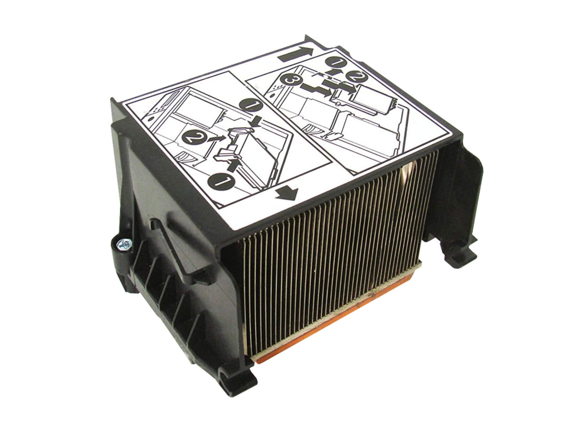 RADIATOR CPU DELL GX520 GX620 745 755 760 SFF