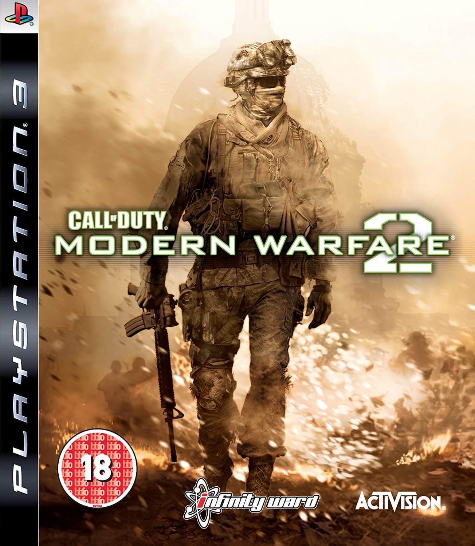 CALL OF DUTY MODERN WARFARE 2 PS3 ENG