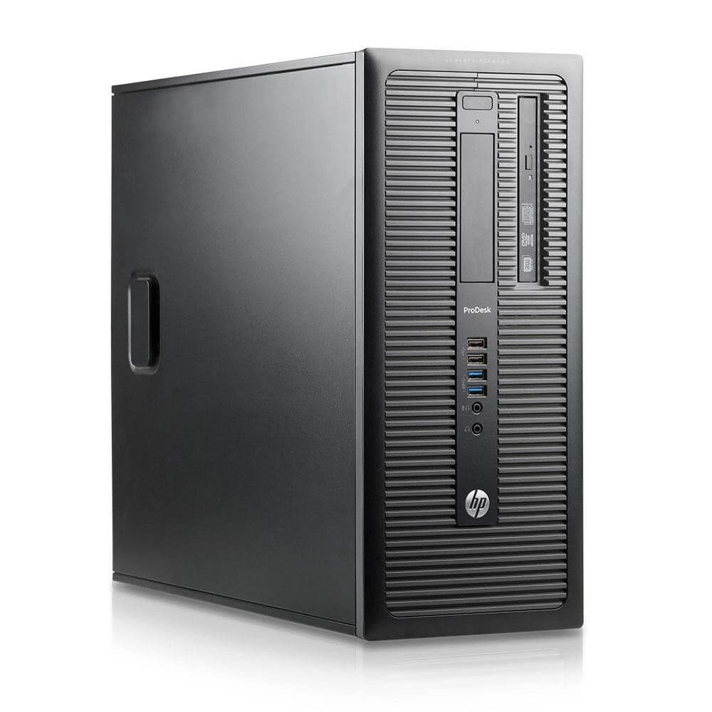 HP PRODESK 600 G1 TOWER I3-4130 3.4 / 4096 MB DDR3 / 250 GB / DVD WIN 10 PRO