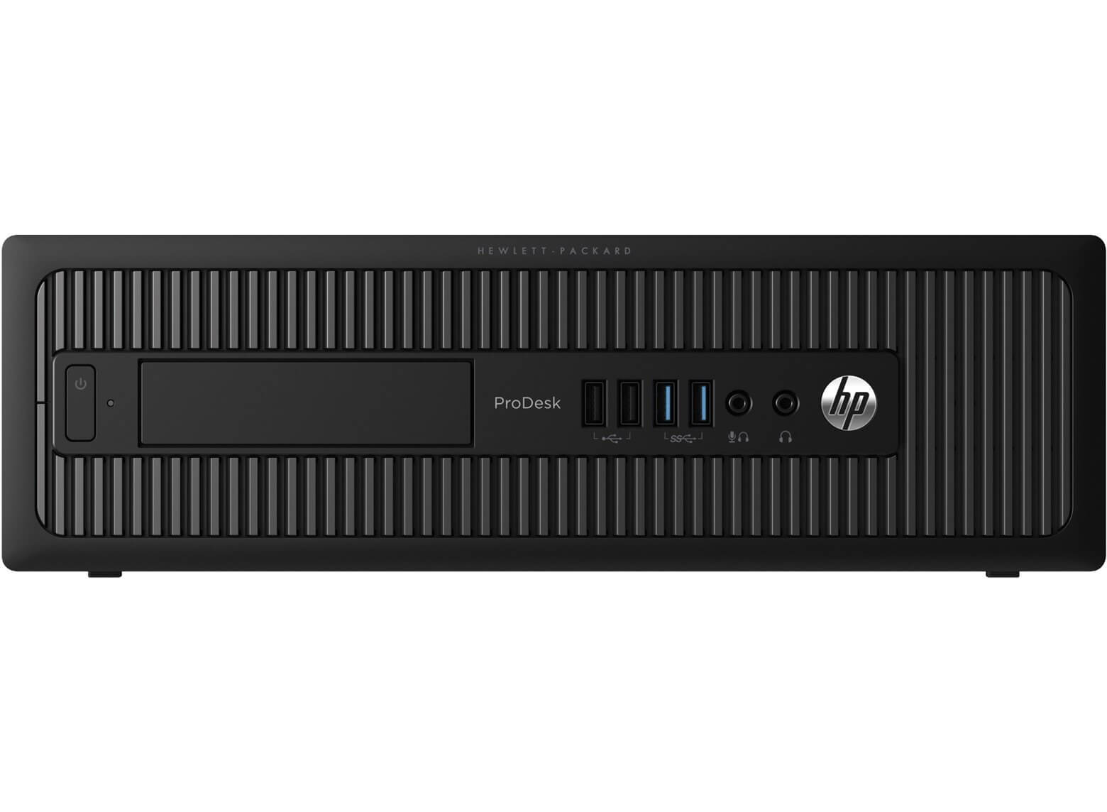 HP PRODESK 600 G1 SFF I3-4130 3.4 / 8192 MB DDR3 / 500 GB / DVD-RW / WINDOWS 10 PRO