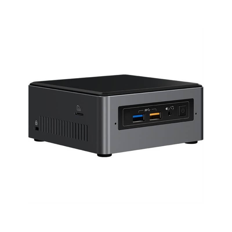 Terra PC Micro 5000 Silent / i3-7100U / 4 GB Ram DDR4 / 128 GB SSD / Windows 10 Pro