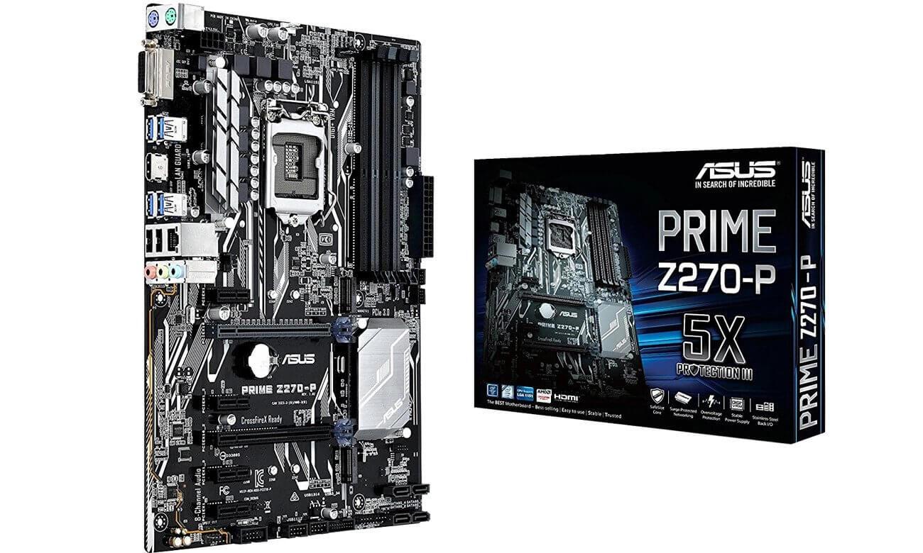 ASUS Z270-P PRIME LGA 1151 DDR4 OUTLET