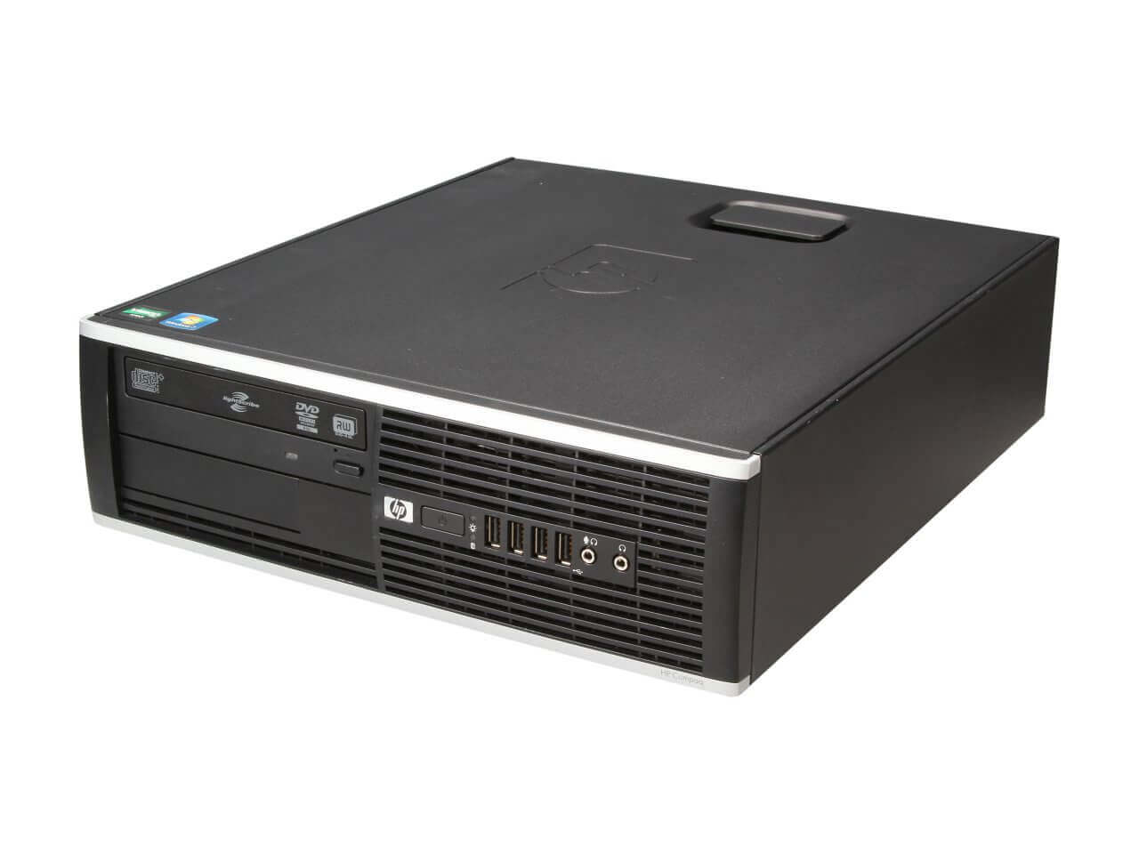 HP COMPAQ PRO 6005 SFF AMD ATHLON II X2 B28 3.4 / 4096 MB DDR3 / 500 GB / DVD-RW / NO COA
