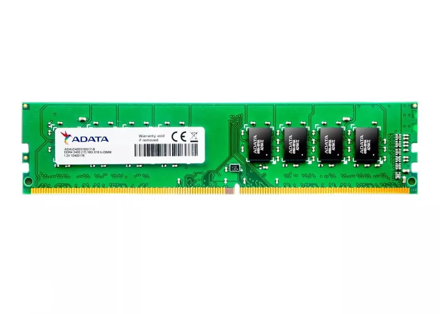 ADATA DDR4 4096 MB 2400MHZ CL17 OUTLET PC