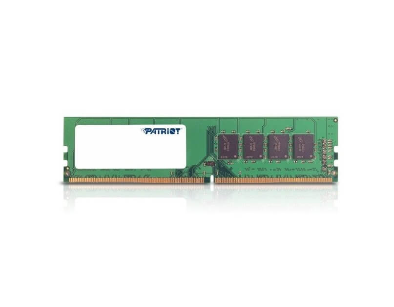 PAMIĘĆ PATRIOT DDR4 4096 MB 2400MHZ CL16 OUTLET DO PC