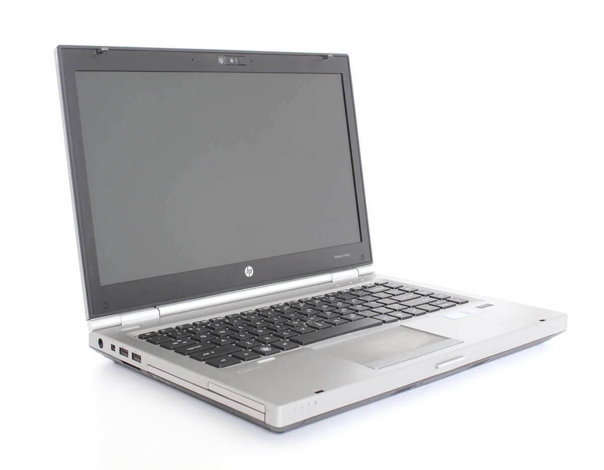 HP ELITEBOOK 8460P I7-2640M 2,8 / 4096 MB DDR3 / 256 GB SSD / DVD-RW / WINDOWS 10 PRO / 14