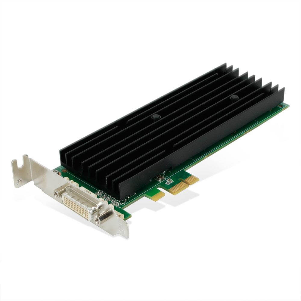 NVIDIA QUADRO NVS 290 PCI-E 256MB DDR2 64BIT LOW PROFIL