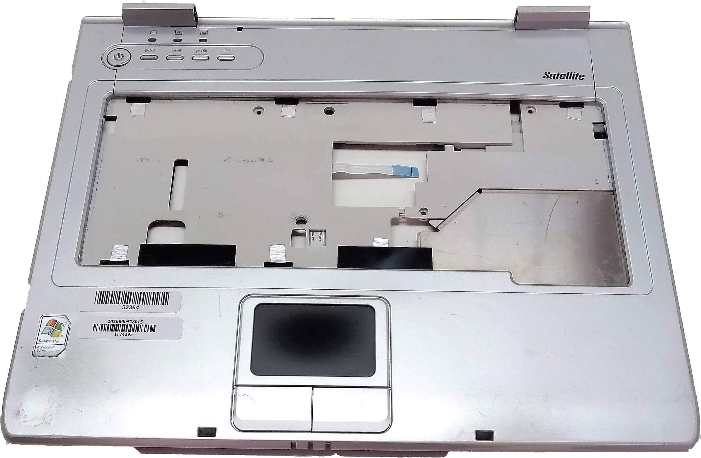 OBUDOWA DOLNA PALMREST DO LAPTOPA / TOSHIBA / 38EW5TA0I02 / SATELITE L25