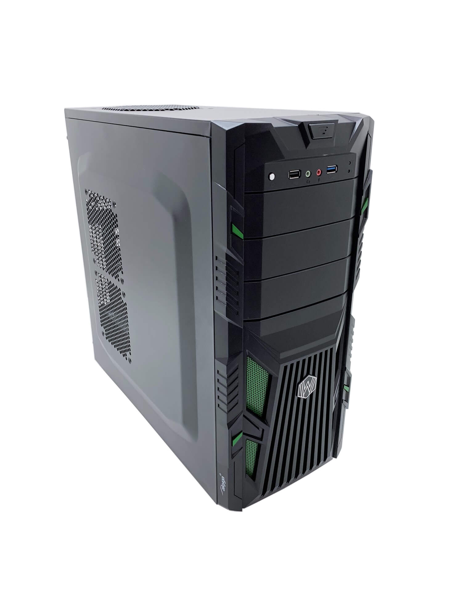 INTEXPC VENOM I3-4150 3.5 / 8192 MB DDR3 / 240 GB SSD NOWY + 500 GB HDD / WINDOWS 10 PRO REF PL / NVIDIA GEFORCE GTX 1050 TI 4GB