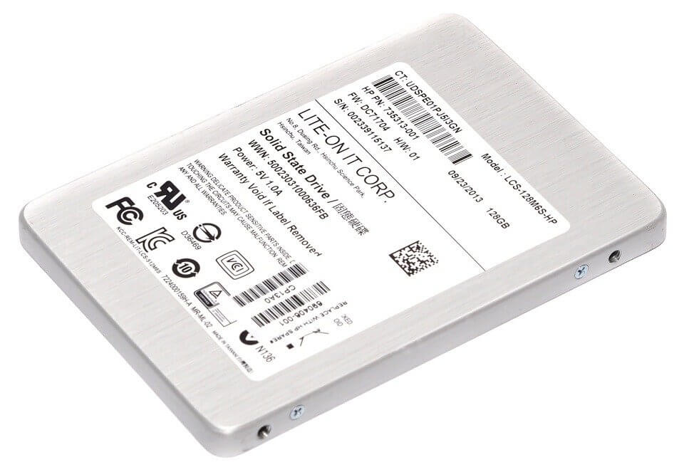 DYSK SSD LITE-ON LCS-128M6S 2,5