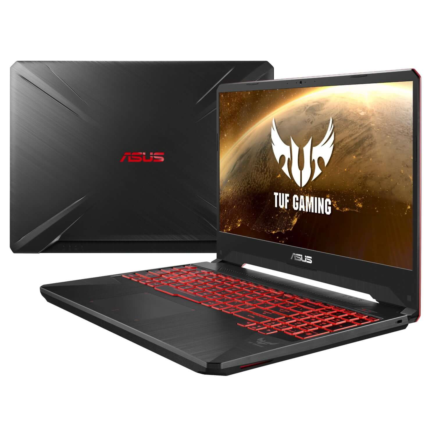 ASUS TUF GAMMING FX505DY-AL016T / AMD RYZEN 5 355H 2.1 / 8192 MB DDR4 / 256 GB SSD PCIE / WINDOWS 10 HOME / 15.6