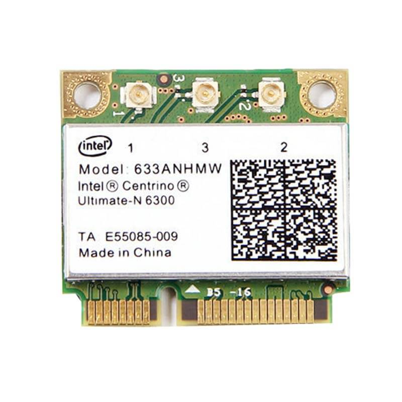 KARTA WLAN INTEL 633ANHMW CENTRINO ULTIMATE-N 6300