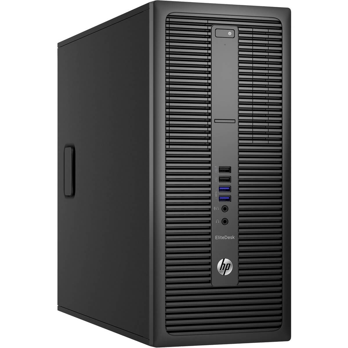HP ELITEDESK 800 G2 TOWER I5-6400 2.7 / 8192 MB DDR4 / 256 GB SSD + 500 GB / WINDOWS 10 PRO
