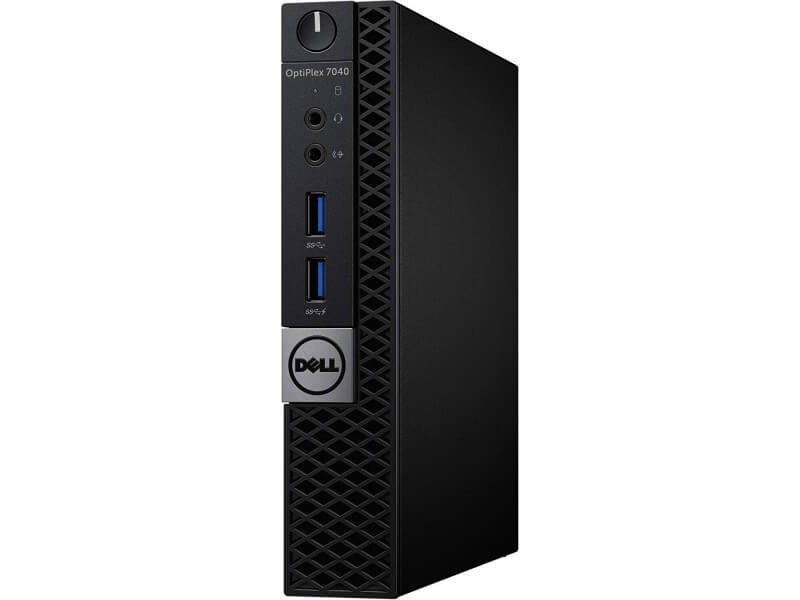 DELL 7040 MICRO I5-6500T 2.5 / 8192 MB DDR4 SODIMM / 240 GB SSD NOWY / WINDOWS 10 PRO | WLAN