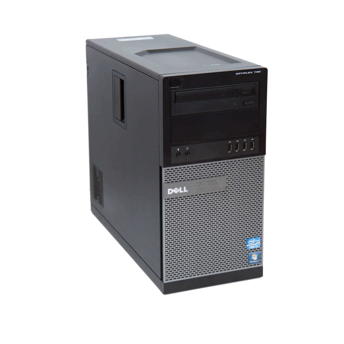 DELL 790 TOWER I5-2400 3,1 / 8192 MB DDR3 / 256 GB SSD + 320 GB / DVD-RW / WINDOWS 10 PRO
