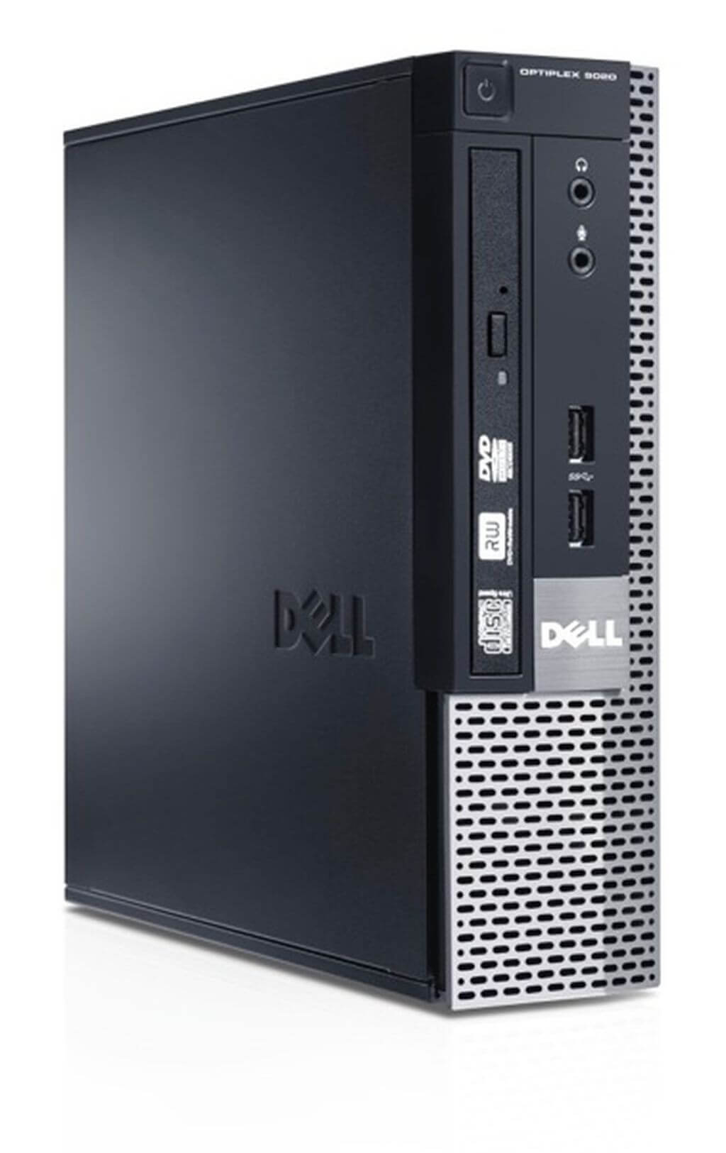 DELL 9020 USFF I5-4570S 2.9 / 8192 MB DDR3 / 128 GB SSD / DVD-RW / WINDOWS 10 PRO
