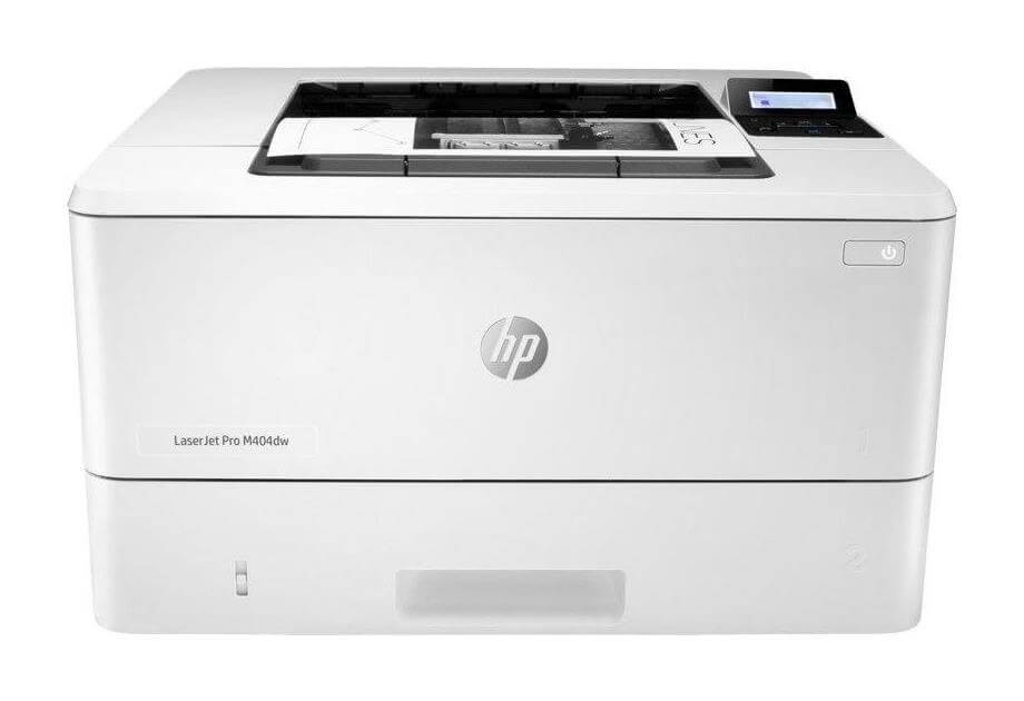 PRINTER HP LaserJet Pro M404dw USB 2.0 WiFi ETH Duplex