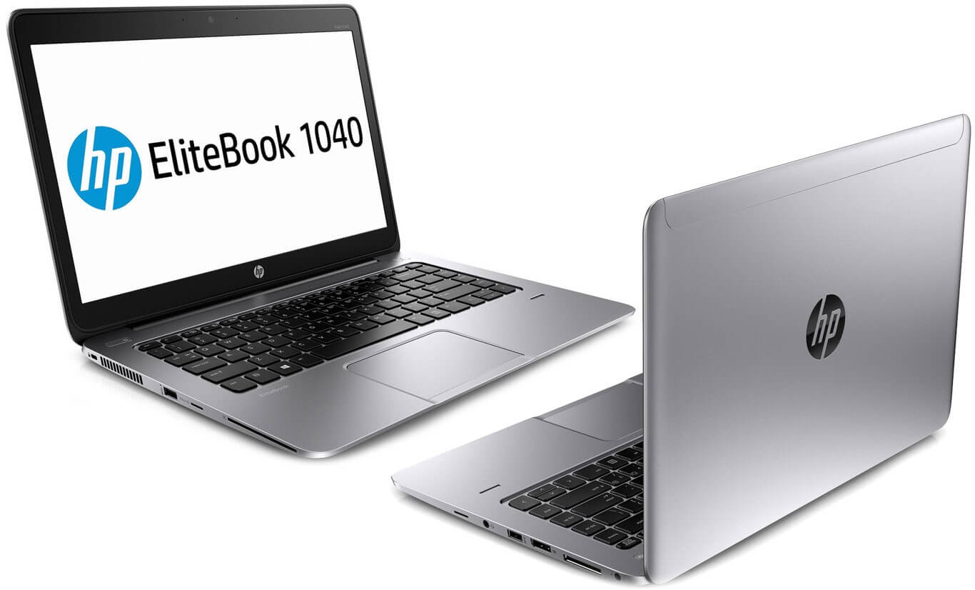 HP ELITEBOOK FOLIO 1040 G3 I5-6300U 2.4 / 8192 MB DDR4 / 256 GB SSD M.2 / WINDOWS 10 PRO / 14
