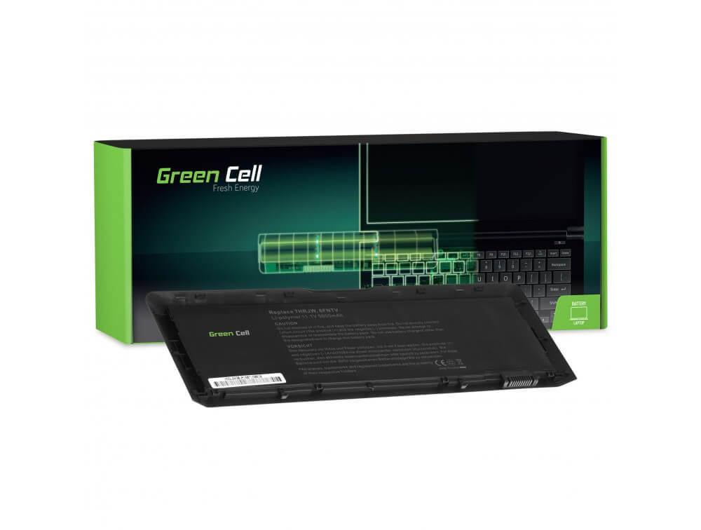 BATERIA GREEN CELL DO LAPTOPA DELL LATITUDE 6430U 5600MAH NOWA