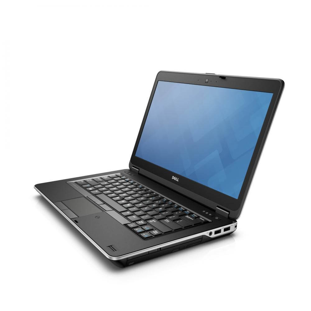 DELL LATITUDE E6440 I5-4310M 2,7 / 4096 MB DDR3L / 256 GB SSD NOVE / DVD-RW / WINDOWS 10 PRO / 14