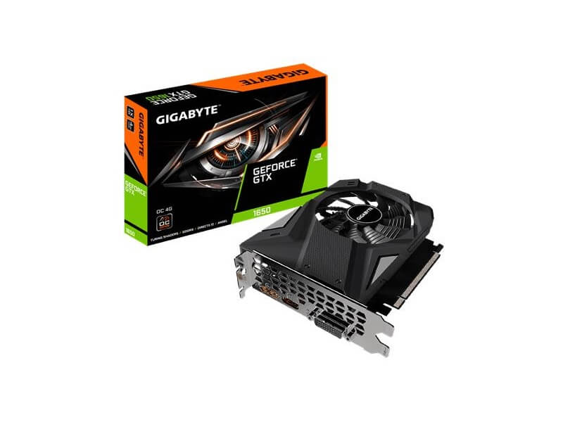 GIGABYTE GEFORCE GTX 1650 SUPER OC 4GB GDDR6 128-BIT NOVE