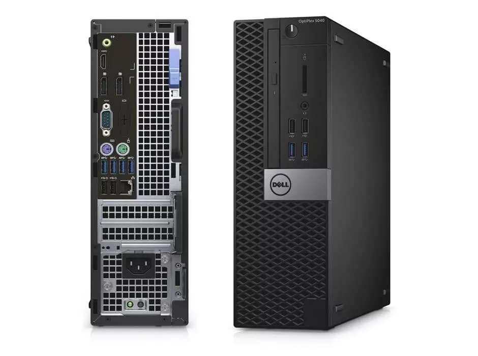 DELL 5040 SFF I5-6500 3.2 / 8192 MB DDR4 / 256 GB SSD / DVD-RW / WINDOWS 10 HOME