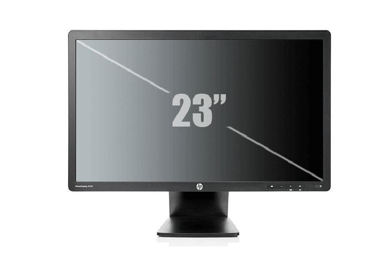 HP E231 23