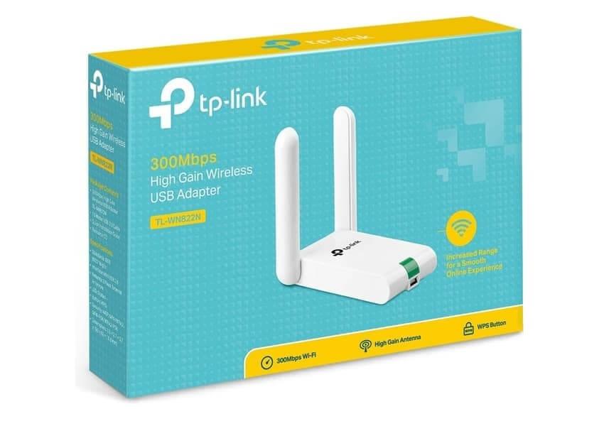 TP-LINK TL-WN822N NOVE