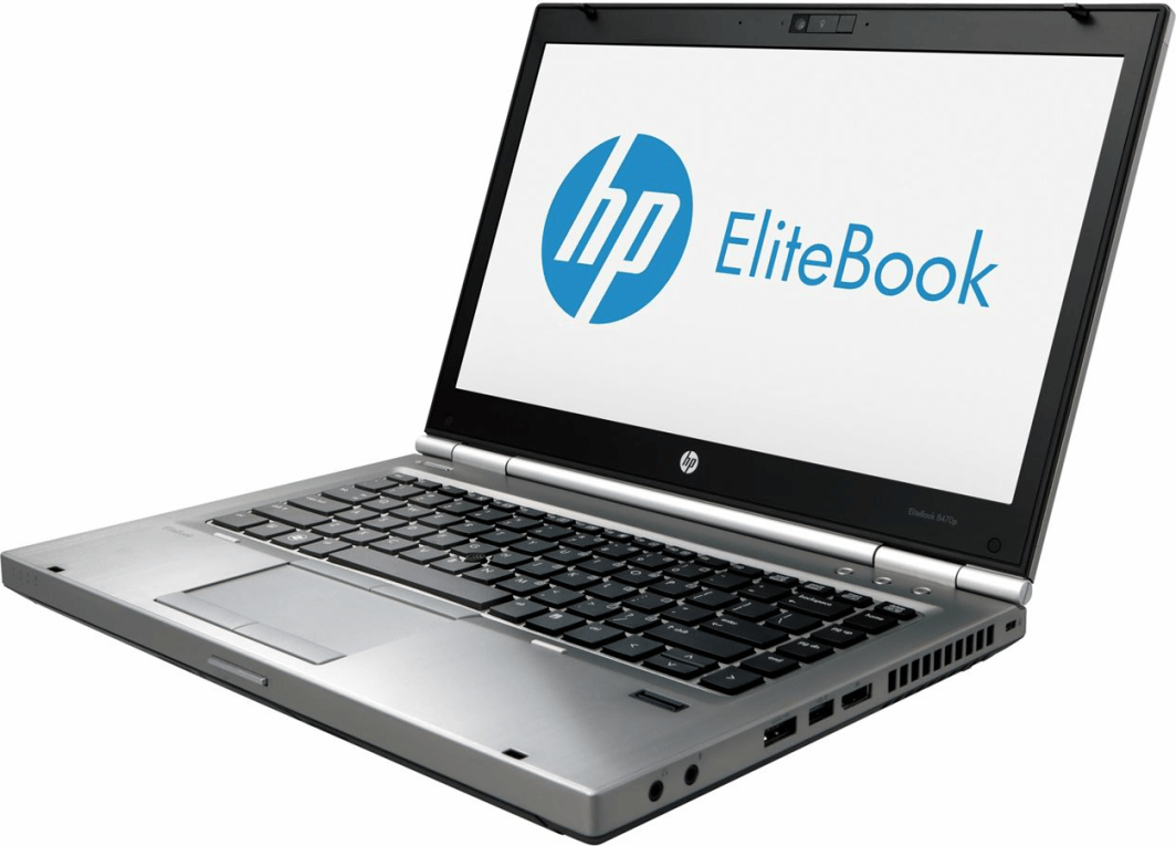 HP ELITEBOOK 8470P I5-3320M 2,6 / 8192 MB DDR3 / 128 GB SSD / DVD-RW / WINDOWS 10 PRO / 14