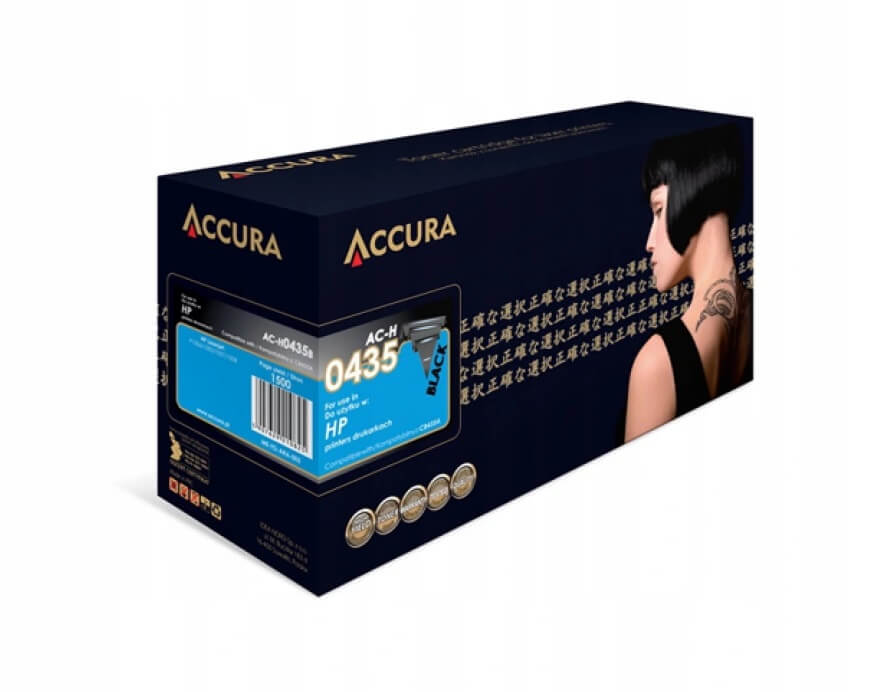 ACCURA TONER HP AC-H0435B