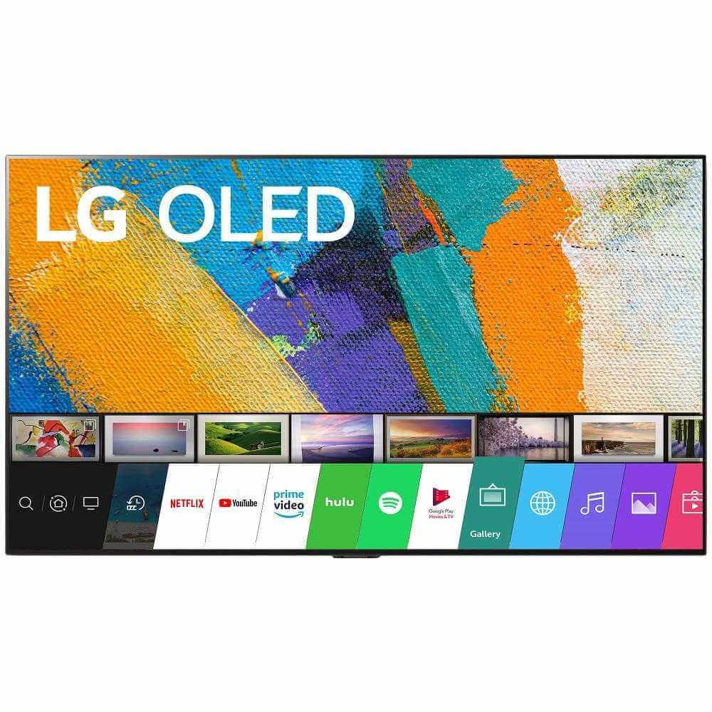 LG OLED 4K Smart TV 55