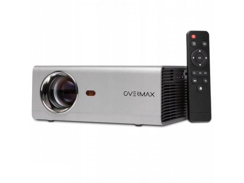 PROJEKTOR LED OVERMAX MULTIPIC 3.5 NOWY