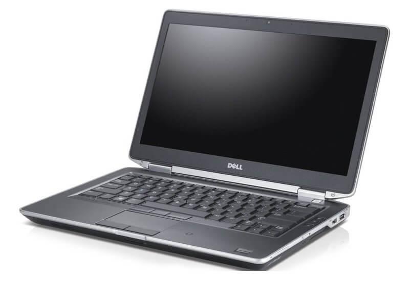 DELL LATITUDE E6430 I5-3320M 2,6 / 4096 MB DDR3 / 256 GB SSD / DVD-RW / WINDOWS 10 PRO / 14