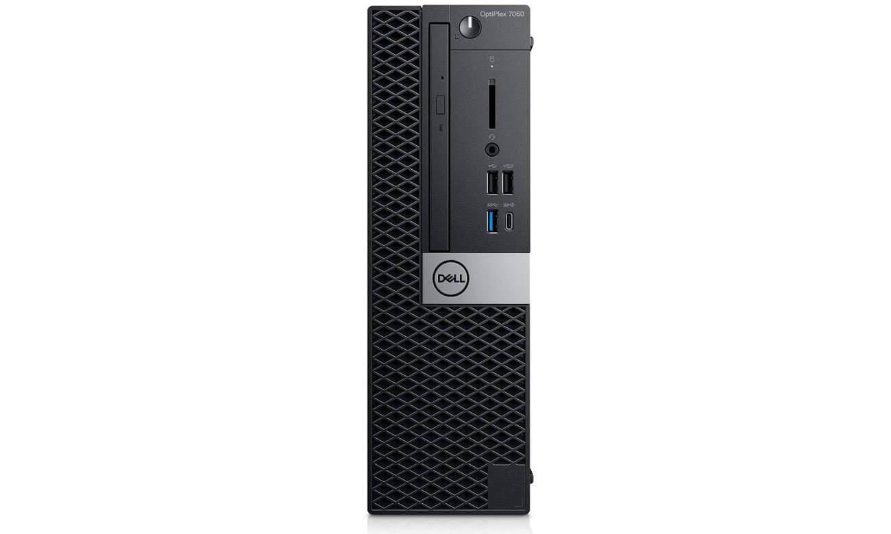 DELL 7060 SFF I5-8500 3.0 / 8192 MB DDR4 / 256 GB SSD M.2 / WINDOWS 10 PRO NBD DELL 06-2022